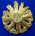 Order of Tudor Vladimirescu 1st class (Romania) - Tallinn Museum of Orders.jpg