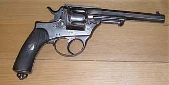MAS 1873 revolver - Revolver Model 1872