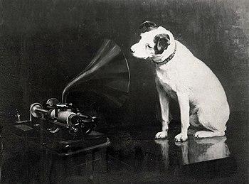 ビクター犬 ニッパー