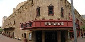 Orpheum Theatre (Phoenix, Arizona) - Image: Orpheum Theatre Phoenix 1 gobeirne