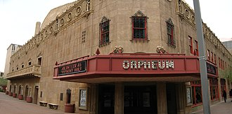 Downtown Phoenix - Orpheum Theater