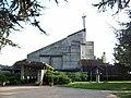 Ostiglia - frazione Correggioli - chiesa parrocchiale di San Bernardino da Siena.jpg