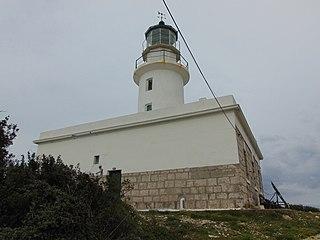 Kastri Lighthouse lighthouse in Greece