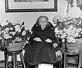 Oudste inwoonster Amsterdam 102 jaar, Bestanddeelnr 906-4135.jpg