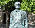 Ourense, Blanco Amor por Xosé Cid.JPG