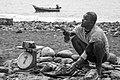 Pêche traditionnelle à Tarafal de Monte Trigo, île de Santo Antao, Cap-Vert.jpg
