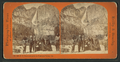 P.T. Barnum's party in Yosemite Valley, Cal, by Reilly, John James, 1839-1894.png