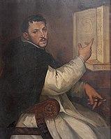 PASSEROTTI Bartolomeo 1597c Portrait d'Egnazio Danti.jpg