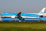 PH-BHH KLM Royal Dutch Airlines Boeing 787-9 Dreamliner @ Amsterdam Schiphol (AMS EHAM).jpg
