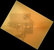 PIA16149-Mars Curiosity Rover Takes Self Portrait