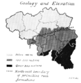 PSM V51 D451 Geology and elevation of belgium.png