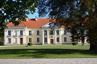 Wyszków Place in Masovian Voivodeship, Poland