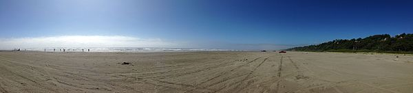 Pacific Beach Panorama