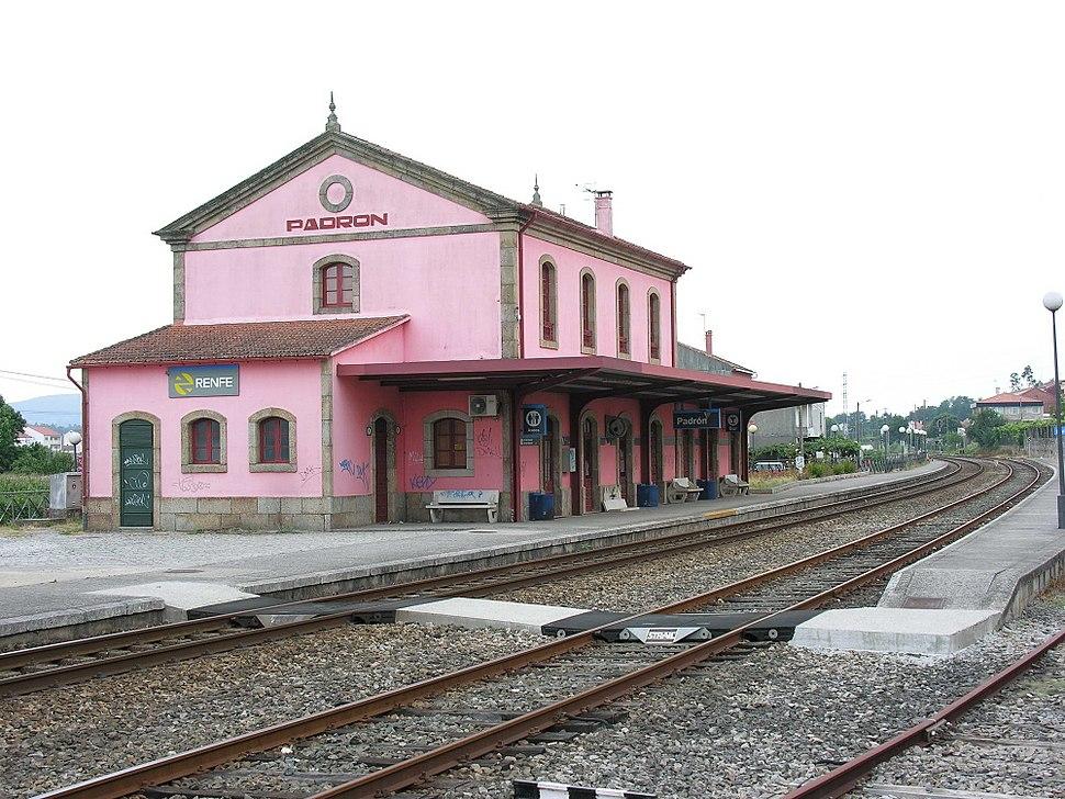 Estação Ferroviária de Padrón