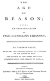 Sampul The Age of Reason
