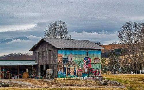 Washburn mailbbox