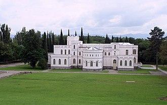Palace of Mukhrani - Palace of Mukhrani
