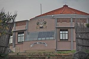 Tooro Kingdom - Tooro Palace