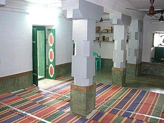 Palaiya Jumma Palli - The Old Jumma Masjid Of Kilakarai