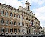 Camera dei deputati wikipedia for Camera dei deputati palazzo montecitorio