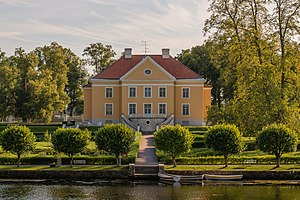 Estonia under Swedish rule - The manor of Palms was built during the reign of Charles XI
