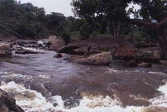 Pambar River (Kerala) - Image: Pambar