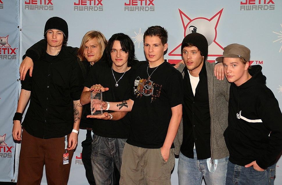 Panik - Jetix-Award - YOU 2008 Berlin (6915)