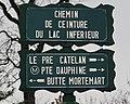Panneau indicatif, bois de Boulogne, Paris 16e.jpg