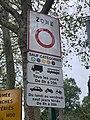 Panneaux Accès Véhicules Avenue Fontenay - Paris XII (FR75) - 2020-10-04 - 2.jpg