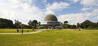 Galileo Galilei planetarium - Image: Panorama Planetario