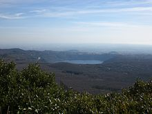 Panorama view from Sacret Way of Nemi Lake 104.jpg