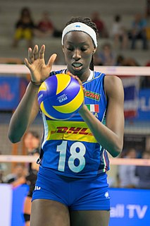Paola Egonu Italian volleyball player