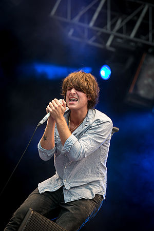 Paolo Nutini discography - Paolo Nutini performing in 2012