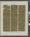 Papyrus. Hieratischer Papyrus. No. II, Vorderseite, Lin. 1-113. (jetzt im K. Museum zu Berlin.) (NYPL b14291191-44337).tiff