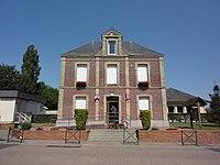 Parc-d'Anxtot (Seine-Mar.) mairie.jpg