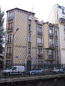 Rue belliard paris wikip dia - 30 avenue de la porte de clignancourt ...
