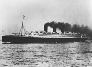 SS Paris (1916) - The SS Paris