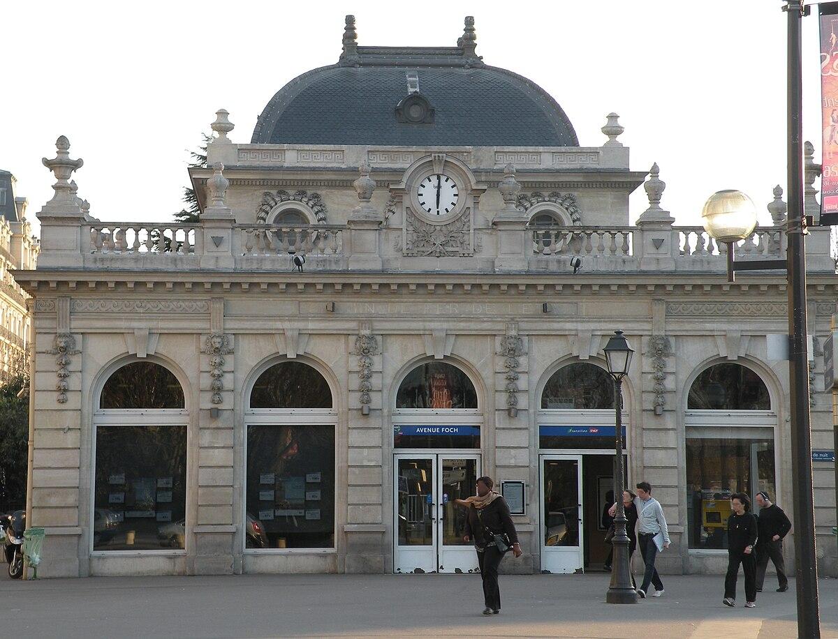 Avenue Foch Station - Wikipedia