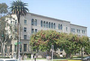 Pasadena Civic Center District - Image: Pasadena YMCA Building (aka Centennial Place)