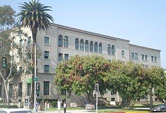 Pasadena Civic Center District - Image: Pasadena YMCA Building (aka Centennial Place)