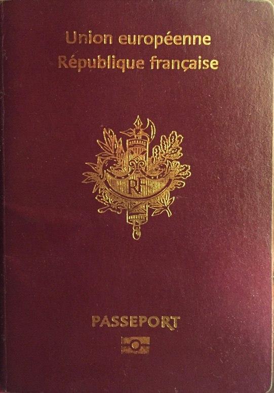 French passport