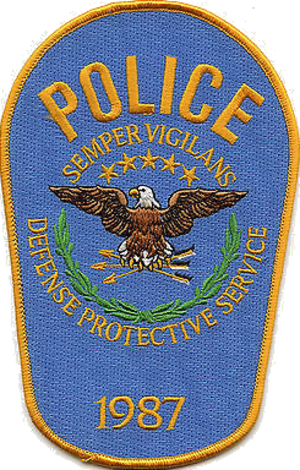 United States Pentagon Police - The patch of the Defense Protective Service, the USPPD's predecessor organization.