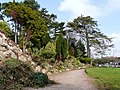 Path, Oldway mansion, Torquay Road, Paignton - geograph.org.uk - 696610.jpg