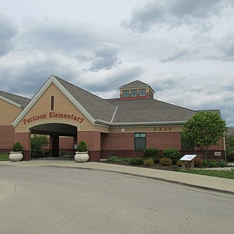 John M. Pattison - Image: Pattison Elementary School