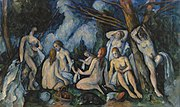 Paul Cézanne - The Large Bathers (Les Grandes baigneuses) - BF934 - Barnes Foundation.jpg