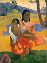 Paul Gauguin, Nafea Faa Ipoipo%3F (When Will You Marry%3F) 1892, oil on canvas, 101 x 77 cm.jpg