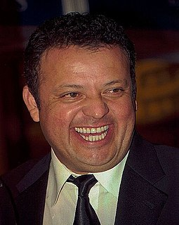 Paul Rodriguez (actor) American comedian and actor