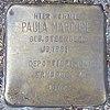 Stolperstein für Paula Marcuse geb. Sternberg