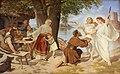Paulin Gardzielewski - Angels Visiting Piast.jpg