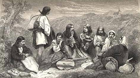 Pearson, Transylvanian Gipsy group